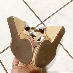 Rebecca Minkoff Shoes - Rebecca Minkoff Stella Wedge Sandal Heel Shoes